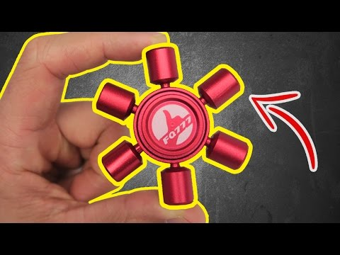 Thumbnail: BEST FIDGET SPINNERS (SUPER RARE!)