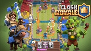 Clash of Royale - Up Coming Game from Clash of Clans developers.