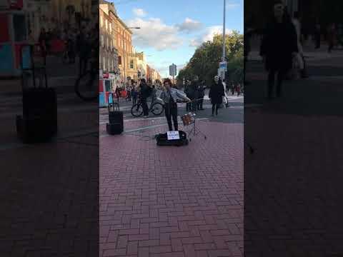 Meg La Grande - Winterheart - Angelic voice in the Heart of Dublin