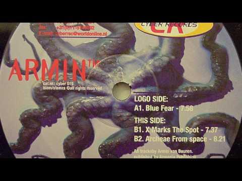 Armin van Buuren - Blue Fear (Original Mix) (1997) (HD)