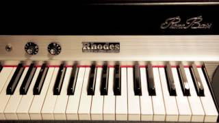 Rhodes Piano Bass - Tommy's Tracks Vintage Keyboards