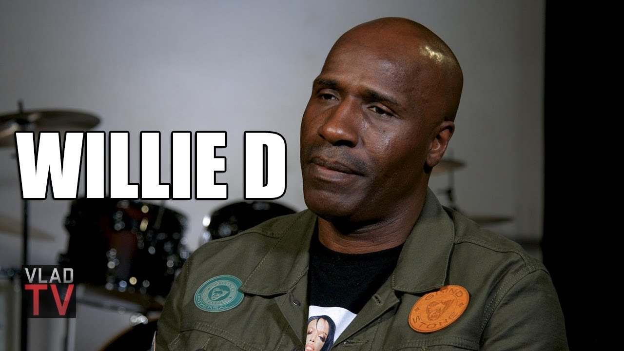 Willie D Didn't Attend Bushwick Bill's Funeral: We Didn't Like One Another
