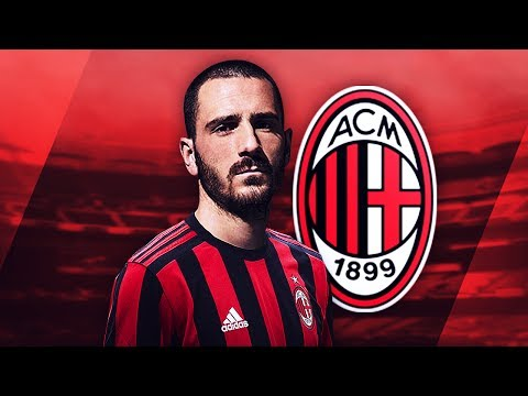 LEONARDO BONUCCI - Welcome to Milan - Elite Defensive Skills, Passes & Goals - 2017 (HD)