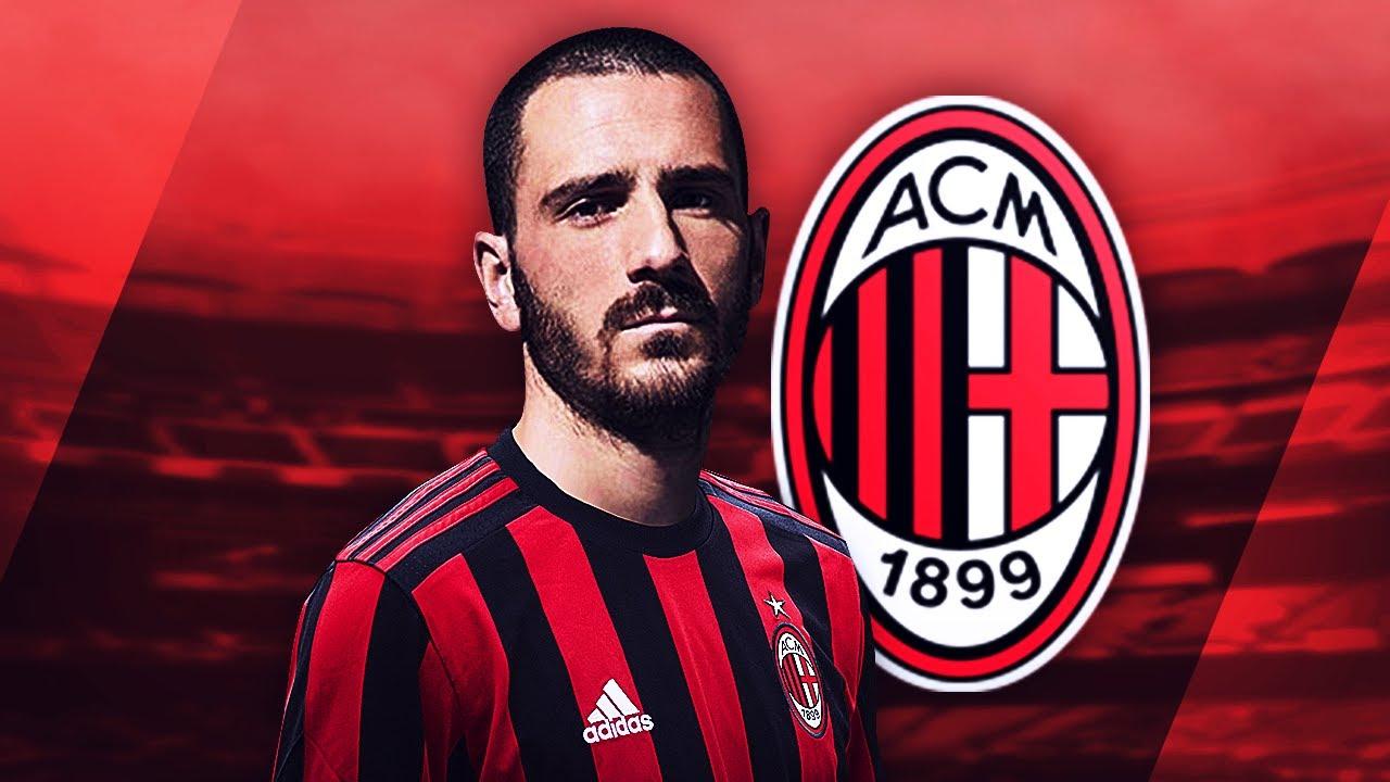LEONARDO BONUCCI Wel e to Milan Elite Defensive Skills