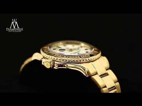 Rolex Yachtmaster 18k For Sale