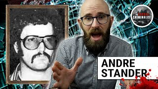 Andre Stander: South Africa's Cop-Turned-Robber