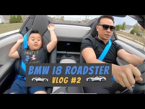 VLOG#8 Tậu 2020 BMW i8 Roadster