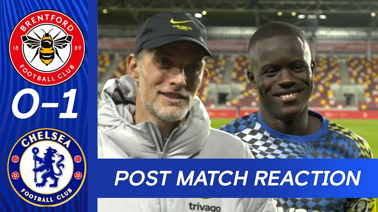 Malang Sarr: Chelsea Know What They Have to Do in Premier ...