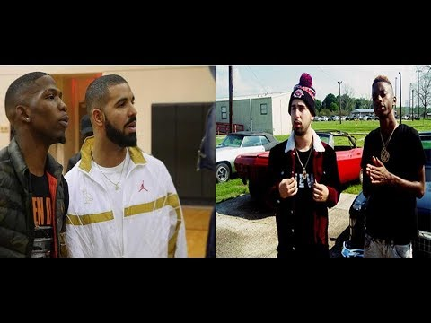 "Bloc Boy & Drake stole concept for ""Look Alive"" from upcoming rapper & Funny Mike"