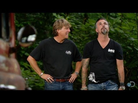 Austin-Martin or Aston-Martin? | Fast N' Loud - YouTube