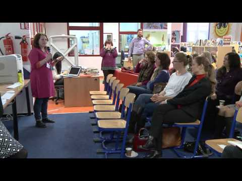 The Edge in Education Series at the International School of Prague: Service Learning