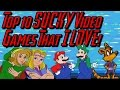 Download lagu Top 10 SUCKY Video Games That I LOVE!