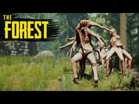 THEY CAME FOR ME! The Forest Hard Survival S3 Episode 9