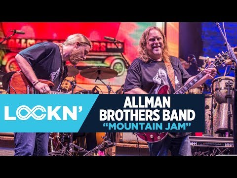 """Mountain Jam~Blue Sky"" 