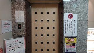 ホテルパコ釧路の12階直通エレベーター