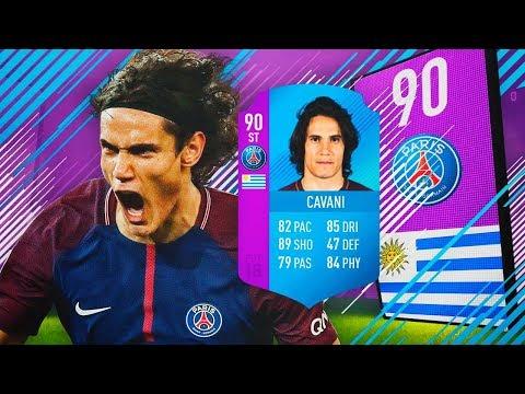 HACIENDO A CAVANI SBC Y ME TOCAN JUGADORAZOS!! | FIFA 18