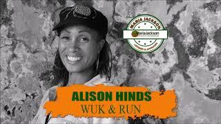 Alison Hinds - Wuk & Run (@AlisonHinds)