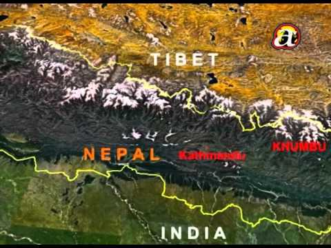 Possibilities of oil sources in Nepal