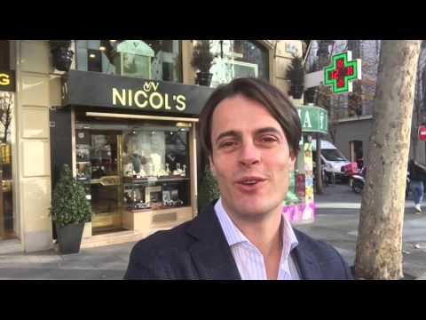 Historia joyería Nicols en Selfie
