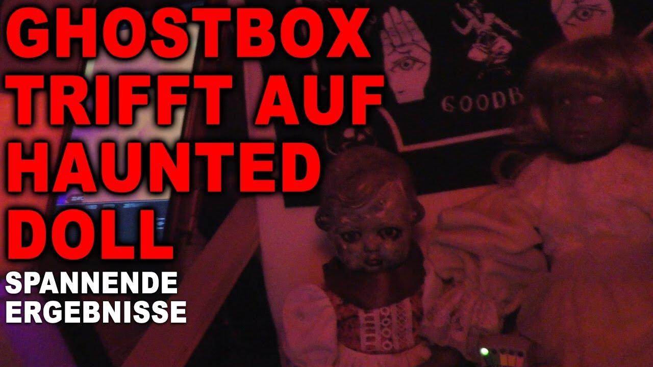 Download GHOSTBOX MIT HAUNTED DOLLS - wir haben etwas getestet !   Behind you