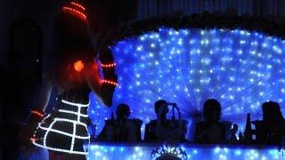 Cветовое шоу в Ростове-на-Дону | Jazz | шоу группа Game Of Flame