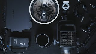 EP. 3 UNBOXING NANLITE SB 90 & FL 20G with FORZA 300