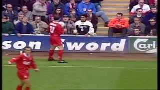 Liverpool 5-1 Chelsea, 1996-97 Season - HD