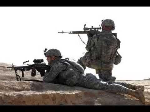 Fighting soldiers in the iraq war