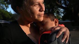 Parents and kids struggle to reunite after Trump