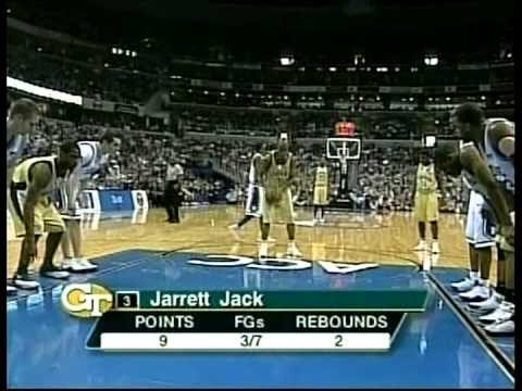 03/13/2005 ACC Final:  Georgia Tech Yellow Jackets vs.  #5 Duke Blue Devils