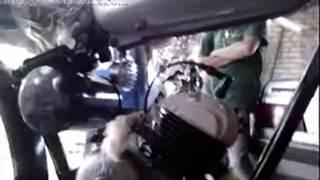Moto Puma 2da Serie 98cc de pachuly