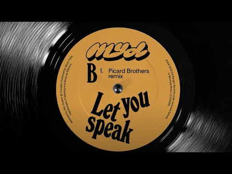 Myd & Picard Brothers - Let You Speak mp3 baixar