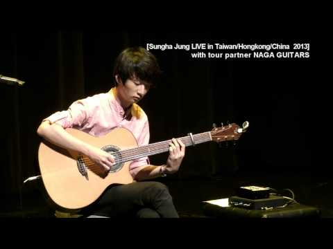(Sungha Jung) Nostalgia - Sungha Jung (live)