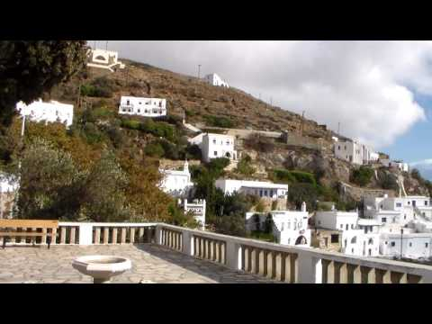 Kardiani, Tinos, Part 1, Greece's Most Beautiful Village