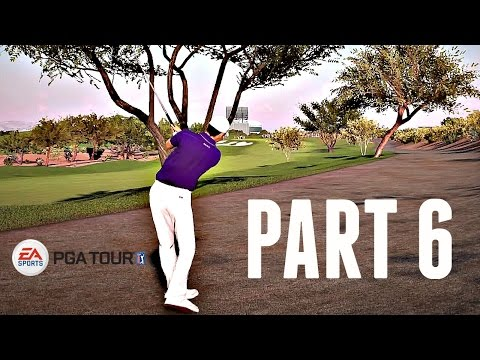 Rory McIlroy PGA Tour Walkthrough Part 6 - TPC SCOTTSDALE - MARTIN KAYMER! (Xbox One Gameplay HD)