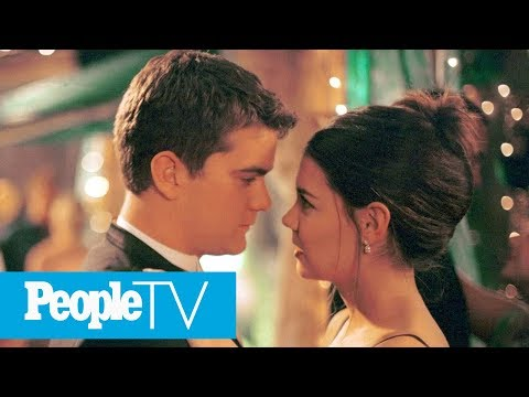 Dawson's Creek Creator Reveals If Joey & Pacey Are Still Together | PeopleTV | Entertainment Weekly