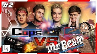 GTA V: COPS vs MR. BEAN met Roy, Milan, Don en Duncan | LOGS3 | #2