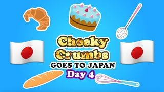 Cheeky Crumbs goes to Japan - Day 4 - Kyoto Arashiyama Bamboo Grove and Monkey Park