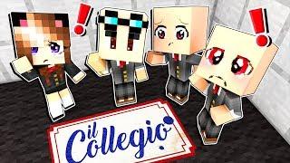 SIAMO ENTRATI NEL COLLEGIO 3!! - Scuola di Minecraft #25