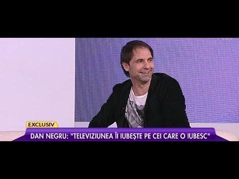 Dan Negru, regele audienţelor din România, la Agenţia VIP  : Televiziunea îi iubeşte pe cei