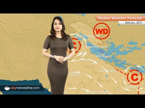 Weather Forecast for Jun 18: Subdued Monsoon rains in Mumbai; Rain in Hyderabad, Delhi