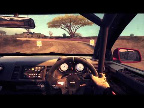 DiRT 3 : World Tour - Part 6, Rally (Kenya)