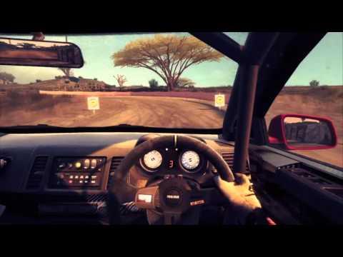 DiRT 3 : World Tour - Part 6, Rally (Kenya)