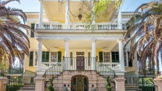 The Historic Gaillard-Bennett House is the Embodiment of Old Charleston | Southern LIving