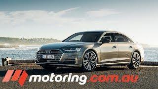 2018 Audi A8 Review | motoring.com.au