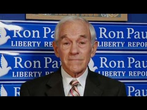Ron Paul: More inflation on the way