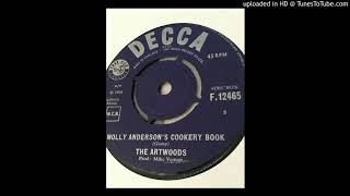 The Artwoods - Molly Anderson's Cookery Book UK  1966 (HQ)