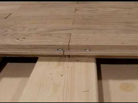 H330 Hardwood Flooring Manual Nailer Youtube