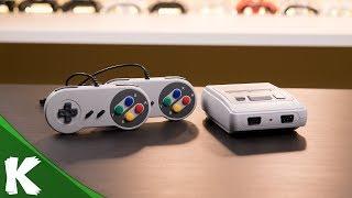 Nintendo SFC Mini Retro HDMI Console Clone With 321 Games Review
