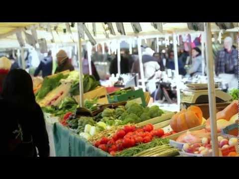 A Visit to a Paris Market